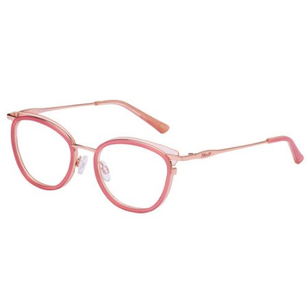 Óculos de Grau Lilica Ripilica VLR125 C06/48 Rosa