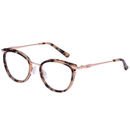 Óculos de Grau Lilica Ripilica VLR125 C01/48 Tartaruga