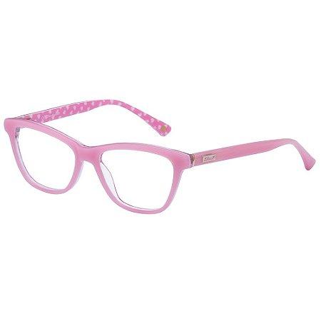 Óculos de Grau Lilica Ripilica VLR123 C04/49 Rosa