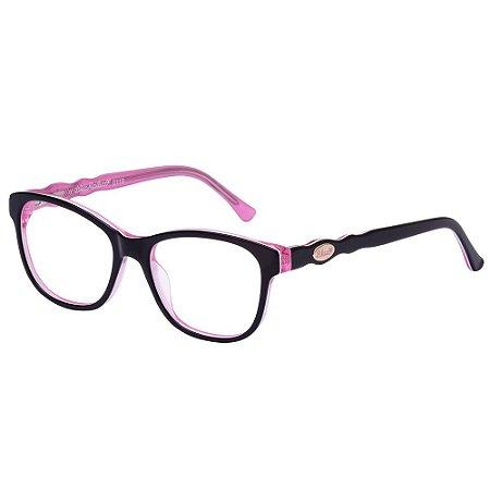 Óculos de Grau Lilica Ripilica VLR122 C3/48 Preto