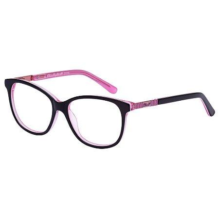 Óculos de Grau Lilica Ripilica VLR121 C2/48 Preto