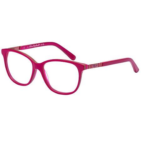 Óculos de Grau Lilica Ripilica VLR121 C1/48 Vermelho