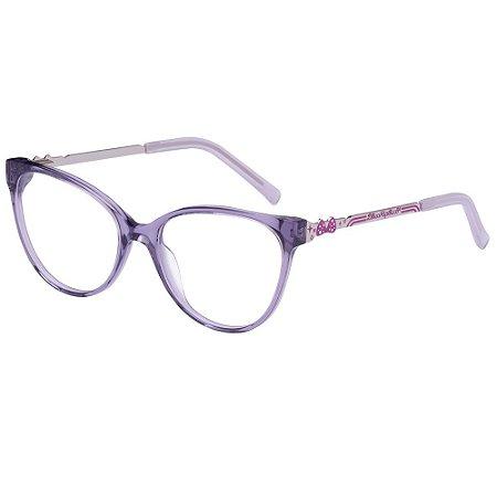 Óculos de Grau Lilica Ripilica VLR120 C2/50 Roxo