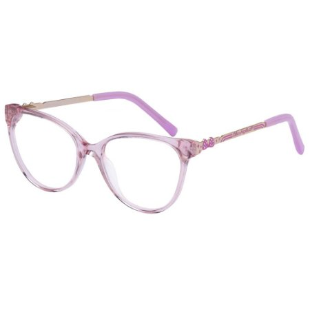 Óculos de Grau Lilica Ripilica VLR120 C1/50 Rosa