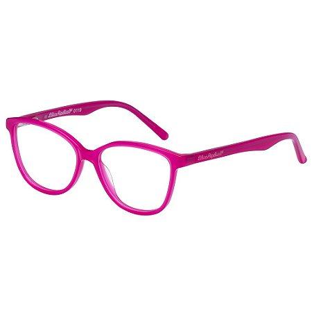 Óculos de Grau Lilica Ripilica VLR117 C1/48 Rosa