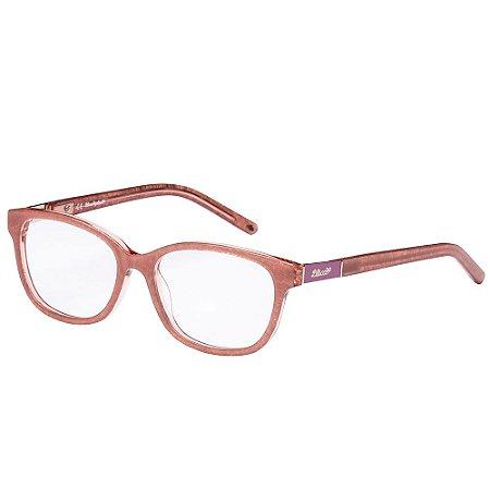 Óculos de Grau Lilica Ripilica VLR114 C05/49 Rosa