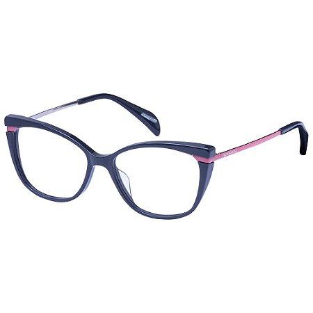 Óculos de Grau Victor Hugo VH1807 0V66/53 Preto