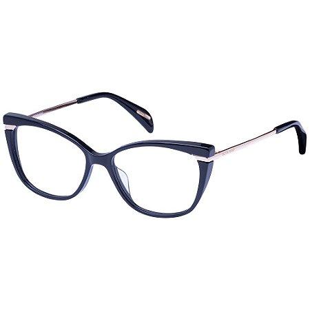 Óculos de Grau Victor Hugo VH1807 0700/53 Preto