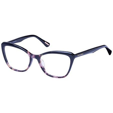 Óculos de Grau Victor Hugo VH1805 09D6/53 Preto