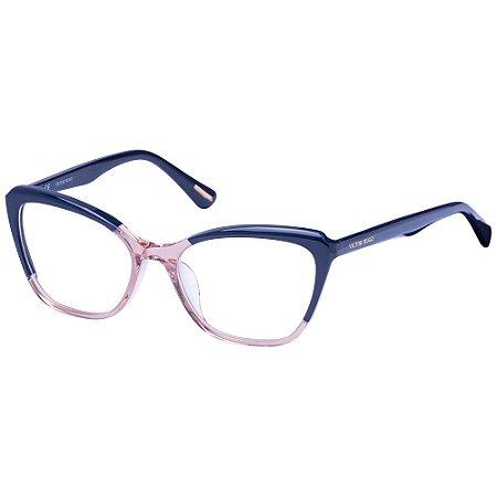 Óculos de Grau Victor Hugo VH1805 01BA/53 Preto