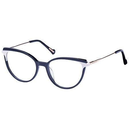 Óculos de Grau Victor Hugo VH1803 0P71/52 Branco