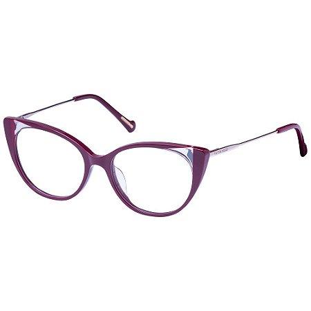 Óculos de Grau Victor Hugo VH1802 0U50/51 Vermelho
