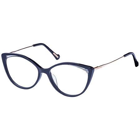 Óculos de Grau Victor Hugo VH1801 0Z50/54 Preto