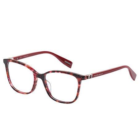 Óculos de Grau Victor Hugo VH1793S 09A7/53 Vermelho