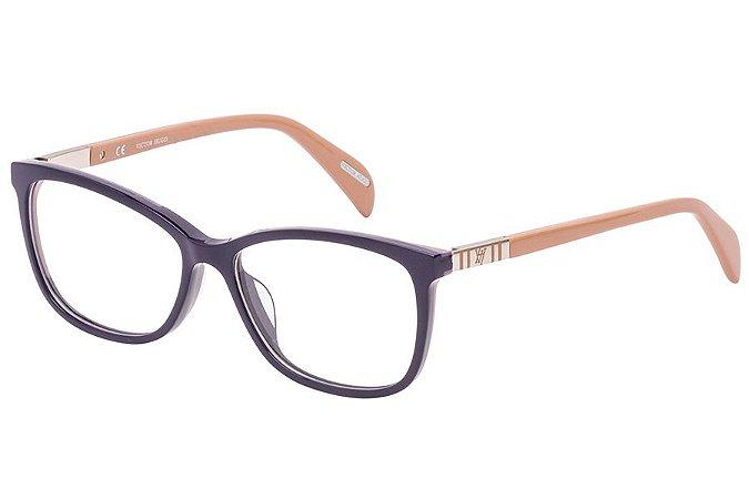 Óculos de Grau Victor Hugo VH1786 0AL1/53 Preto