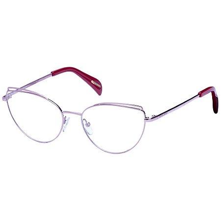 Óculos de Grau Victor Hugo VH1283 08R8/54 Cobre