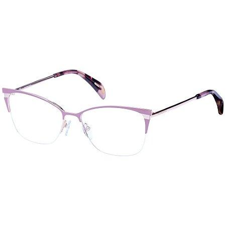 Óculos de Grau Victor Hugo VH1282 0F47/54 Rosa