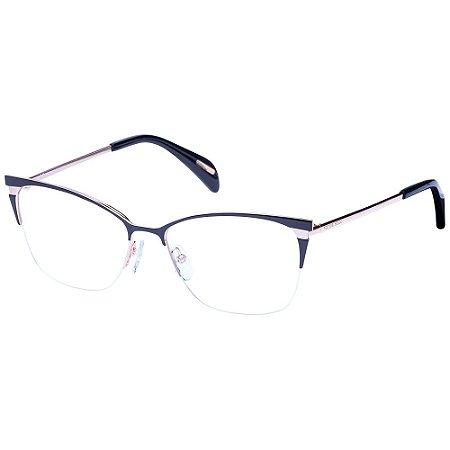 Óculos de Grau Victor Hugo VH1282 0301/54 Preto