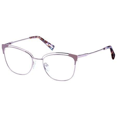 Óculos de Grau Victor Hugo VH1281 0F72/53 Nude