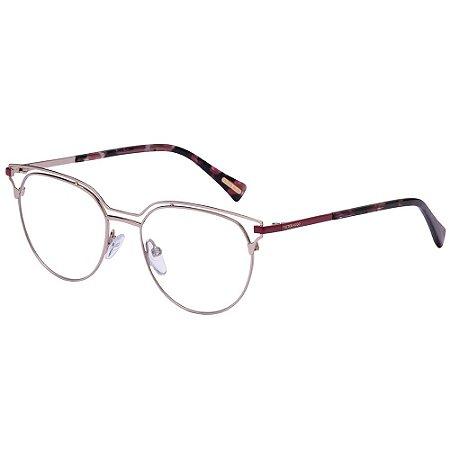 Óculos de Grau Victor Hugo VH1280 0E59/51 Dourado