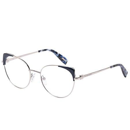 Óculos de Grau Victor Hugo VH1271 0579/54 Prata