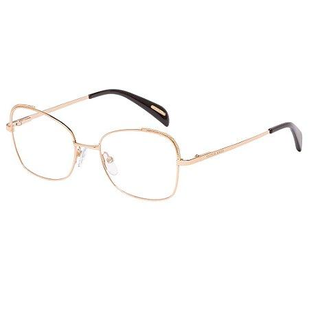 Óculos de Grau Victor Hugo VH1269 300Y/52 Dourado