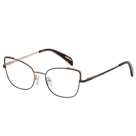 Óculos de Grau Victor Hugo VH1268 0301/53 Preto