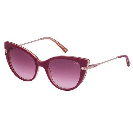 Óculos de Sol Lilica Ripilica SLR143 C05/49 Vermelho