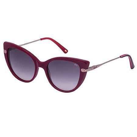 Óculos de Sol Lilica Ripilica SLR143 C01/49 Vermelho