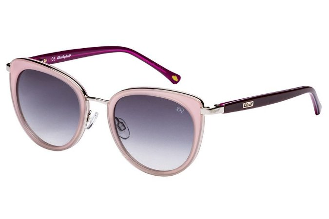 Óculos de Sol Lilica Ripilica SLR131C06/47 Rose/Roxo