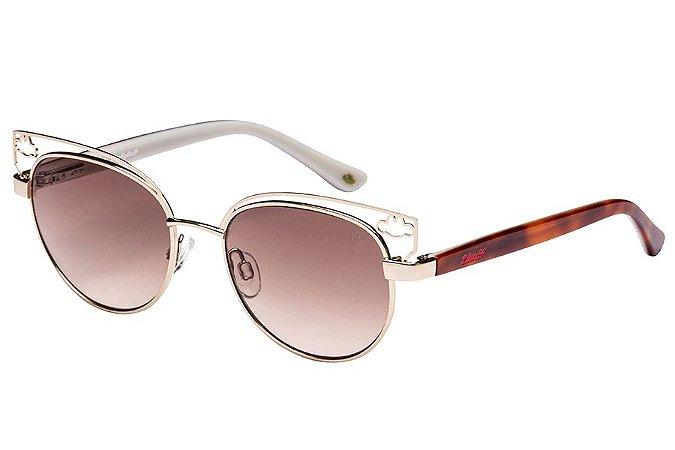 Óculos de Sol Lilica Ripilica SLR128C02/48 Dourado