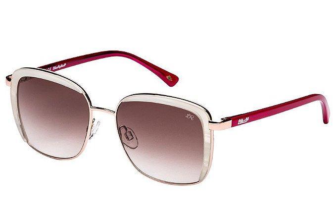 Óculos de Sol Lilica Ripilica SLR127C03/50 Dourado/Bege