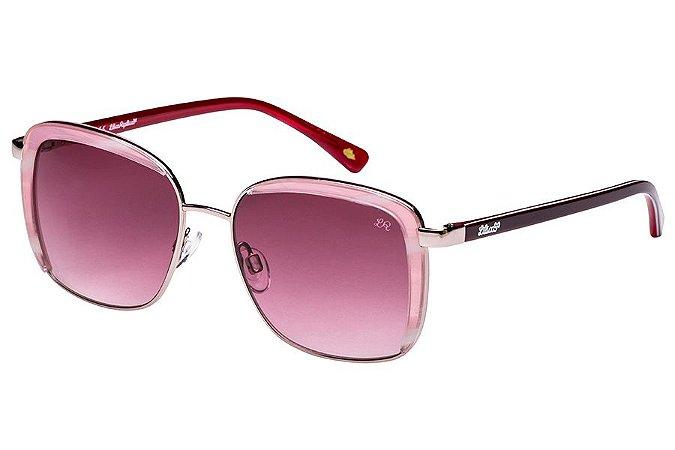 Óculos de Sol Lilica Ripilica SLR127C01/50 Dourado/Roxo