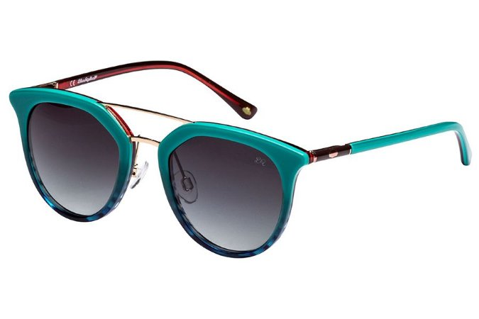 Óculos de Sol Lilica Ripilica SLR126C03/47 Verde