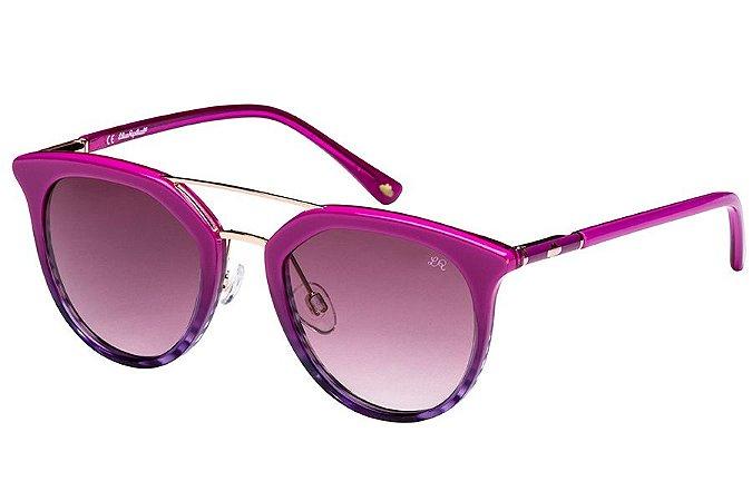 Óculos de Sol Lilica Ripilica SLR126C02/47 Roxo