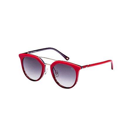 Óculos de Sol Lilica Ripilica SLR126C01/47 Vermelho