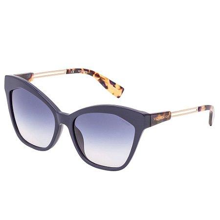 Óculos de Sol Victor Hugo SH1791 0V15/56 Preto