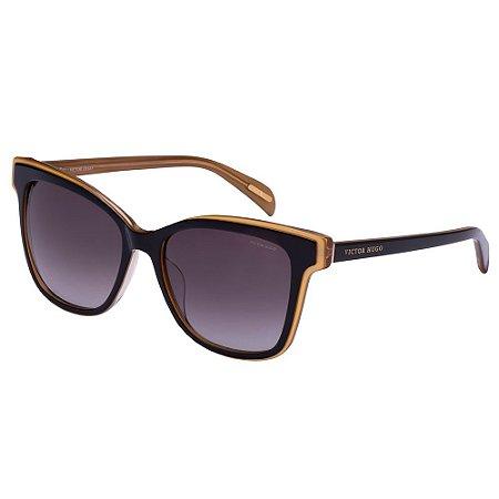 Óculos de Sol Victor Hugo SH1790 0C13/54 Preto