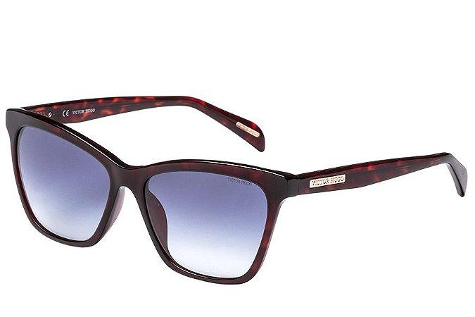 Óculos de Sol Victor Hugo SH1777 706/56 Tartaruga