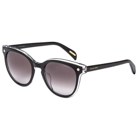 Óculos de Sol Victor Hugo SH1776S 0Z32/52 Preto