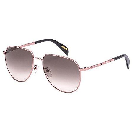 Óculos de Sol Victor Hugo SH1266S 0A15/56 Rose