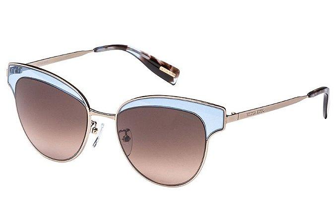 Óculos de Sol Victor Hugo SH1265 08FE/52 Dourado