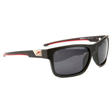 Óculos de Sol Speedo Racing D01/61 Preto/Vermelho