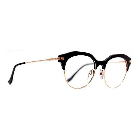 Óculos de Grau Evoke Perception A01/53 Preto