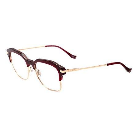 Óculos de Grau Evoke Perception 2 H03/54 Vermelho