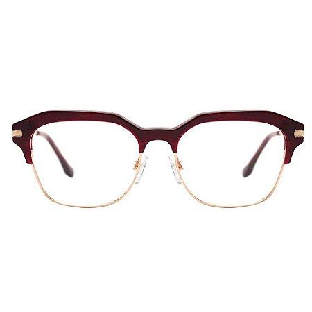 Óculos de Grau Evoke Perception 2 H01/54 Vermelho
