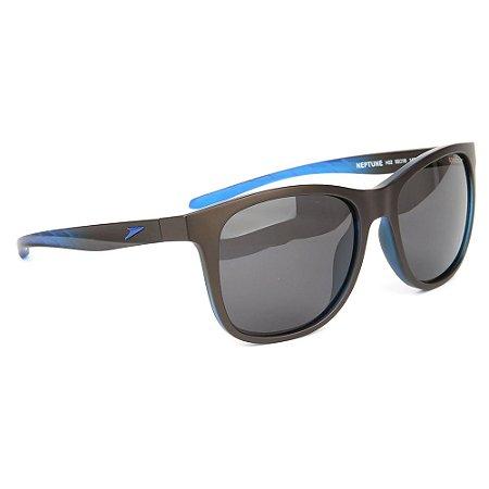 Óculos de Sol Speedo Neptune H02/55 Preto - Polarizado