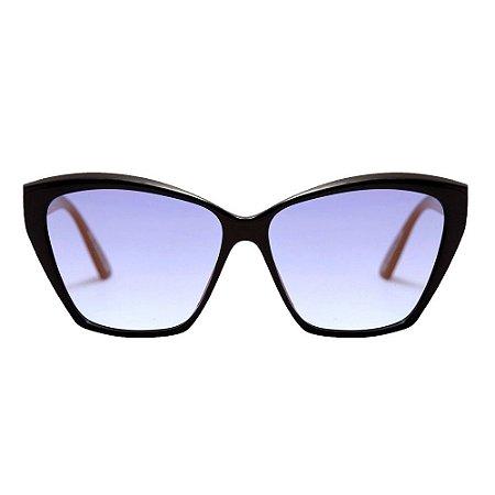 Óculos de Sol Evoke Miss Diamond A01S/58 Preto