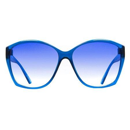 Óculos de Sol Evoke Lady Diamond T01/59 Azul