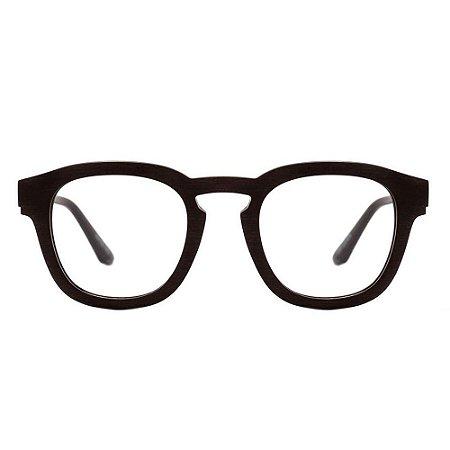 Óculos de Grau Evoke In-Volt D01/49 Marrom